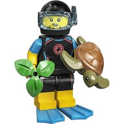 LEGO Minifigures 71027 Sea Rescuer