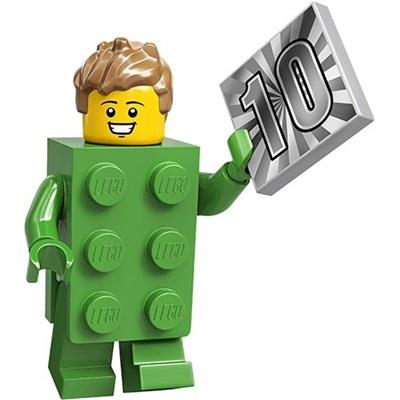 LEGO Minifigures 71027 Brick Costume Guy