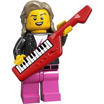 LEGO Minifigures 71027 80s Musician