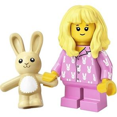 LEGO Minifigures 71027 Pyjama Girl