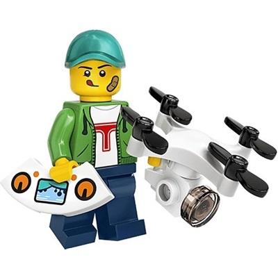 LEGO Minifigures 71027 Drone Boy
