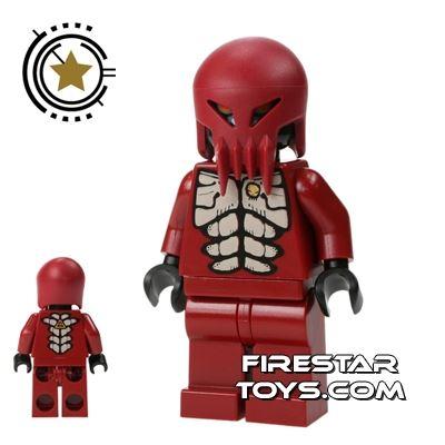 LEGO Space Police Mini Figure - Space Police 3 Alien – Craniac