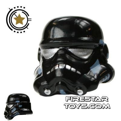 LEGO Shadowtrooper Helmet