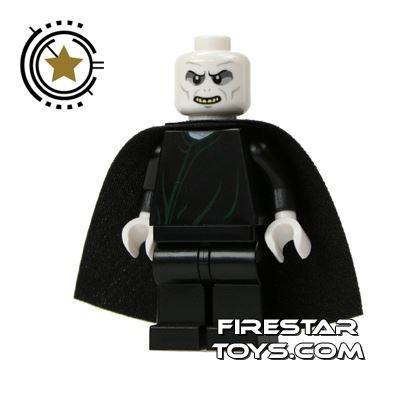 LEGO Harry Potter Mini Figure - Voldemort - White Head