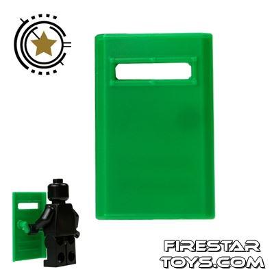 SI-DAN - Bulletproof Shield - Green Army