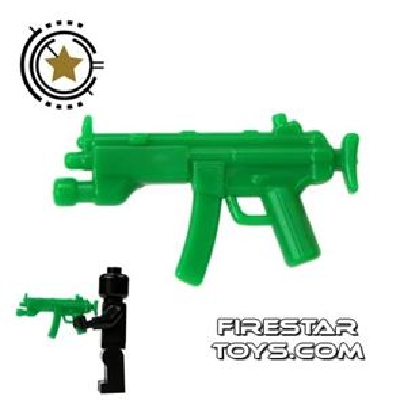SI-DAN - MP5A5 Green Army