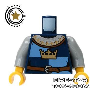 LEGO Mini Figure Torso - Castle Knight