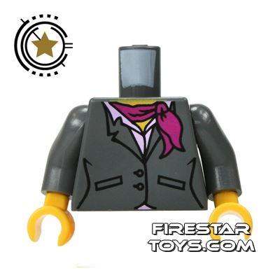 LEGO Minifigure Torso Female Suit Jacket