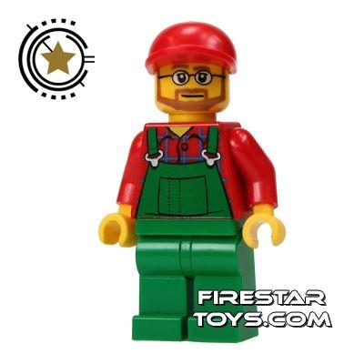 LEGO City Mini Figure 7