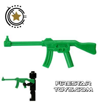 BrickForge - Military Rifle - Green