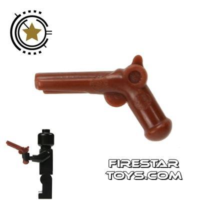 BrickForge - Flintlock Pistol - Reddish Brown