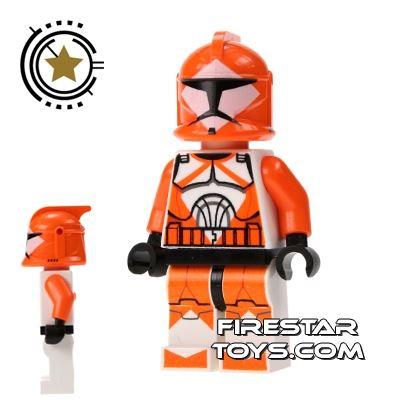 LEGO Star Wars Mini Figure - Bomb Squad Trooper