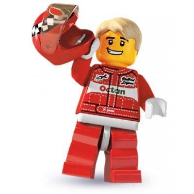 LEGO Minifigures - Racing Car Driver