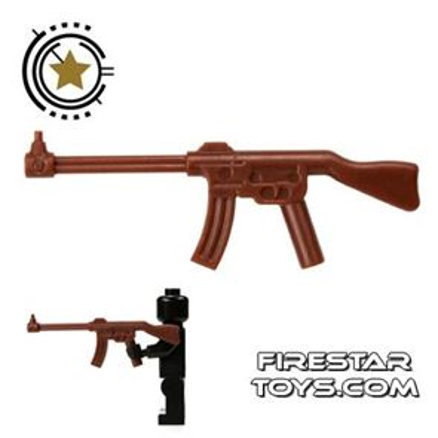 BrickForge - Military Rifle - Brown