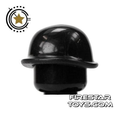 BrickForge - Soldier Helmet - Black