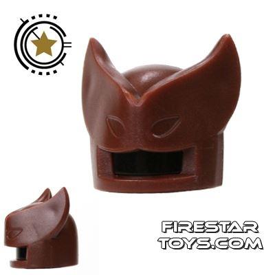 BrickForge - Savage Mask - Brown