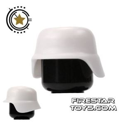 SI-DAN - German M35 Helmet - White