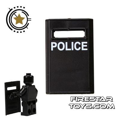 SI-DAN - Police Bulletproof Shield