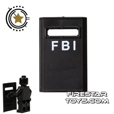 SI-DAN - FBI Bulletproof Shield