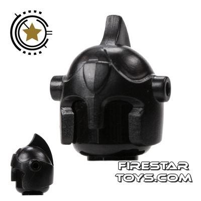 BrickForge - Battle Helmet - Black