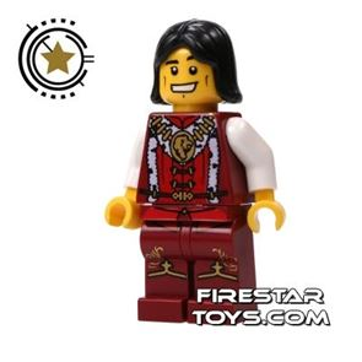 LEGO Castle - Kingdoms - Prince