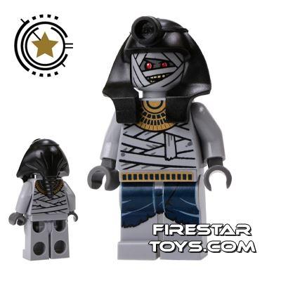 LEGO Pharaoh's Quest Mini Figure - Mummy Warrior 1