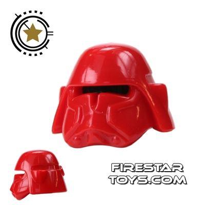 Arealight - Heavy Helmet - Red