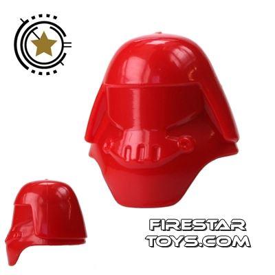 Arealight - Assault Helmet - Red