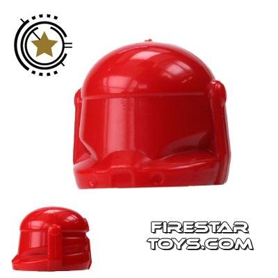 Arealight - Commando Helmet -  Red