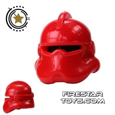 Arealight - Corps Helmet - Red