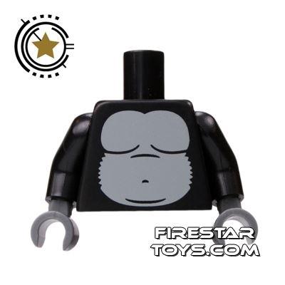LEGO Mini Figure Torso - Gorilla Suit