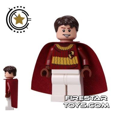 LEGO Harry Potter Mini Figure -  Oliver Wood