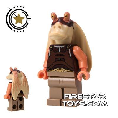 LEGO Star Wars Mini Figure - Gungan Soldier Clone Wars