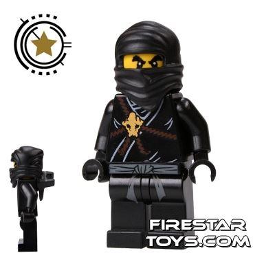 LEGO Ninjago Mini Figure - Cole