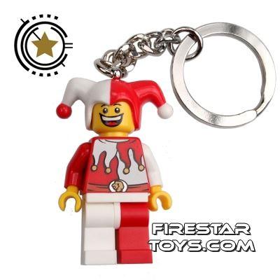 LEGO Key Chain - Castle - Jester