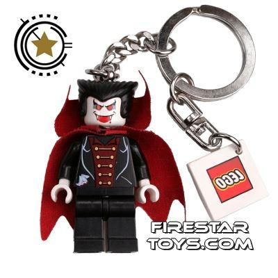 LEGO Key Chain - Studios - Vampire