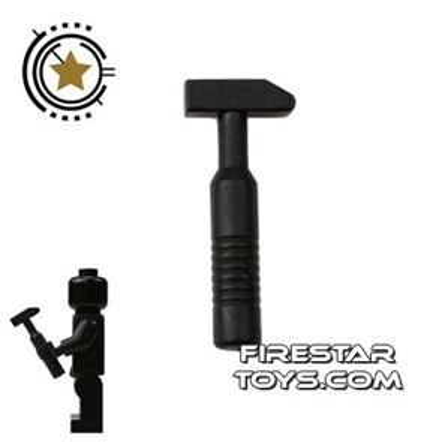 LEGO - Hammer - Black
