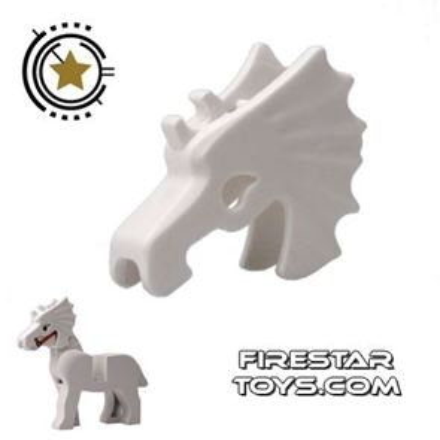 LEGO - Horse Battle Helmet - White