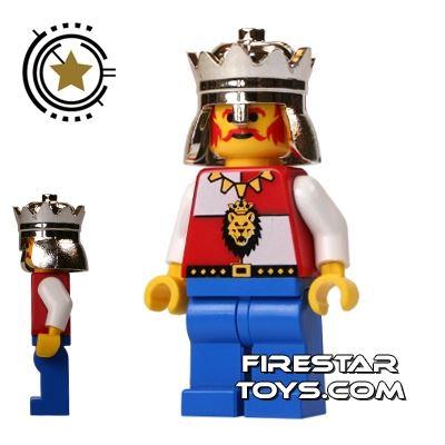 LEGO Castle Royal Knights King