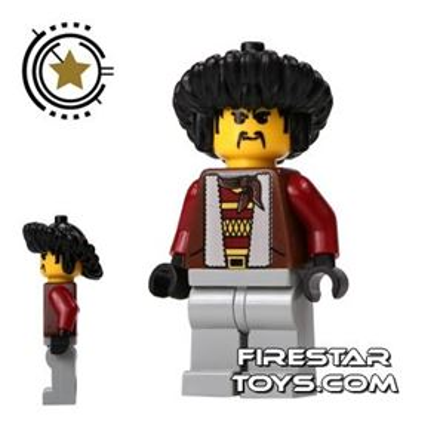 LEGO Adventurers Mini Figure - Ngan Pa Yeti Hunter