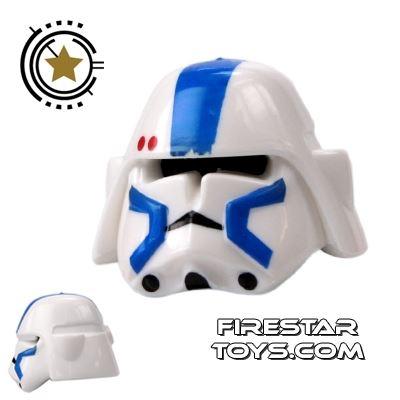 Arealight - Heavy Commander BCR Helmet - Blue