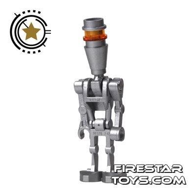 LEGO Star Wars Mini Figure - Assassin Droid Silver