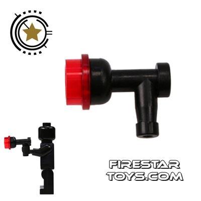 LEGO Gun - Space Gun - Red