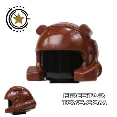 LEGO - Space Helmet - Brown