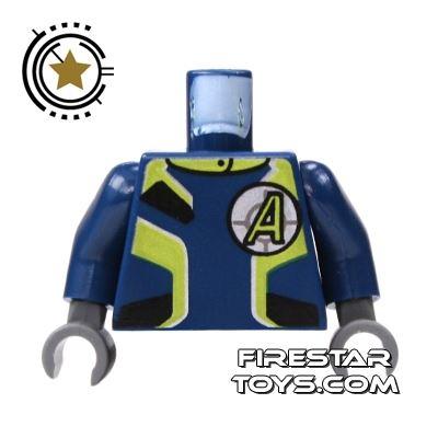 LEGO Mini Figure Torso - Agent