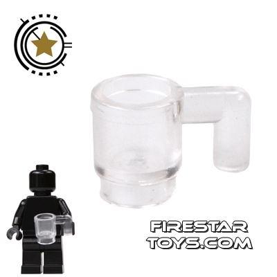 LEGO - Cup - Transparent