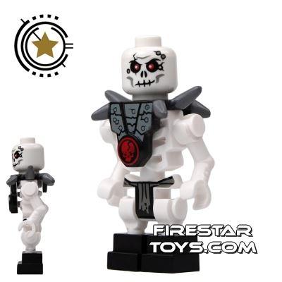 LEGO Ninjago Mini Figure - Chopov - Armour