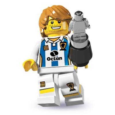 LEGO Minifigures - Soccer Player