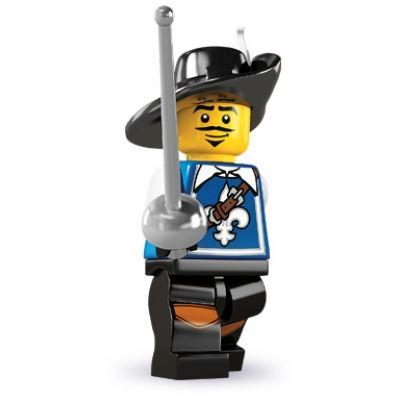 LEGO Minifigures - Musketeer