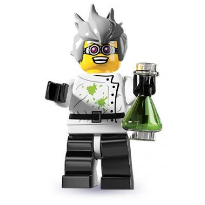 LEGO Minifigures - Crazy Scientist
